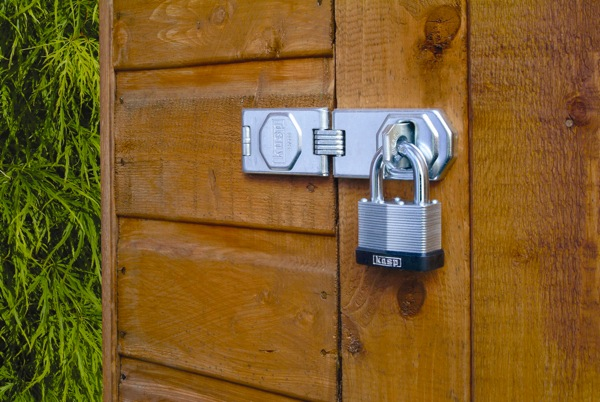 Security alarms garden shed security alarms for Garden shed security