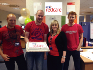 BT Redcare Account Management Team